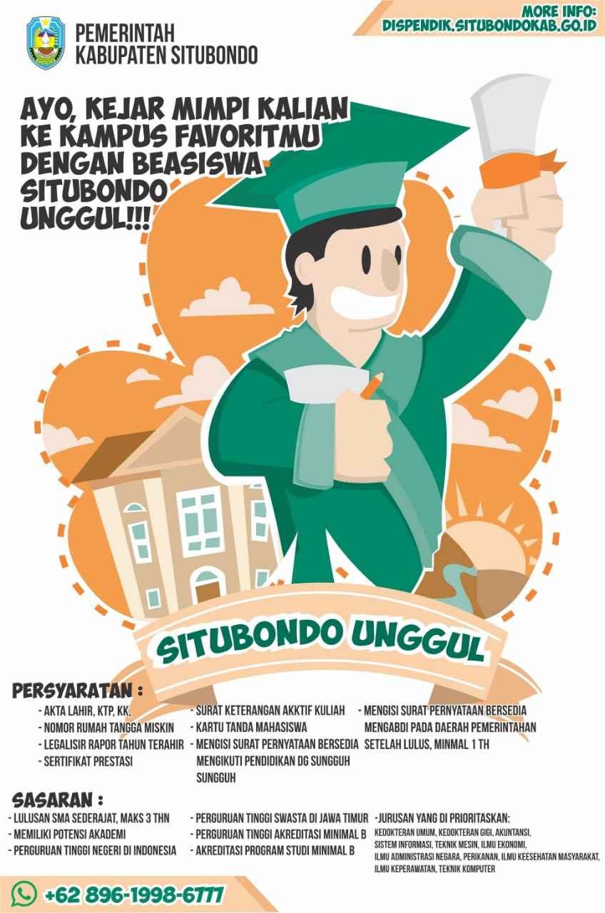 Beasiswa Situbondo Unggul
