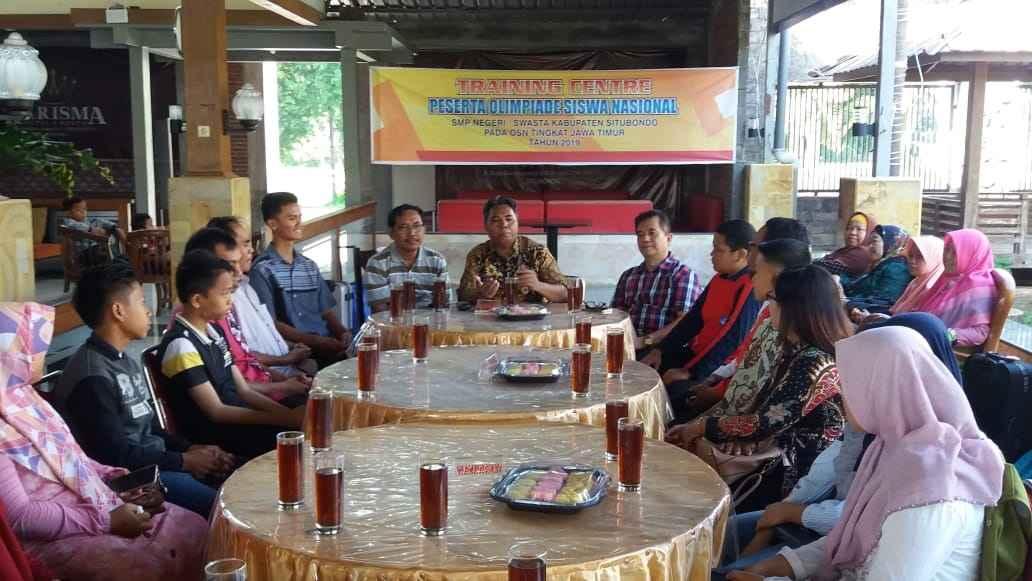 Sembilan Siswa Lolos OSN Tingkat Provinsi Digembleng