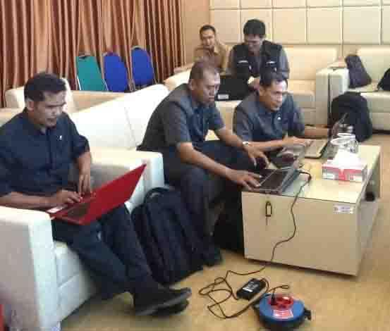 Kasek Uji Sistem Berbasis Digital