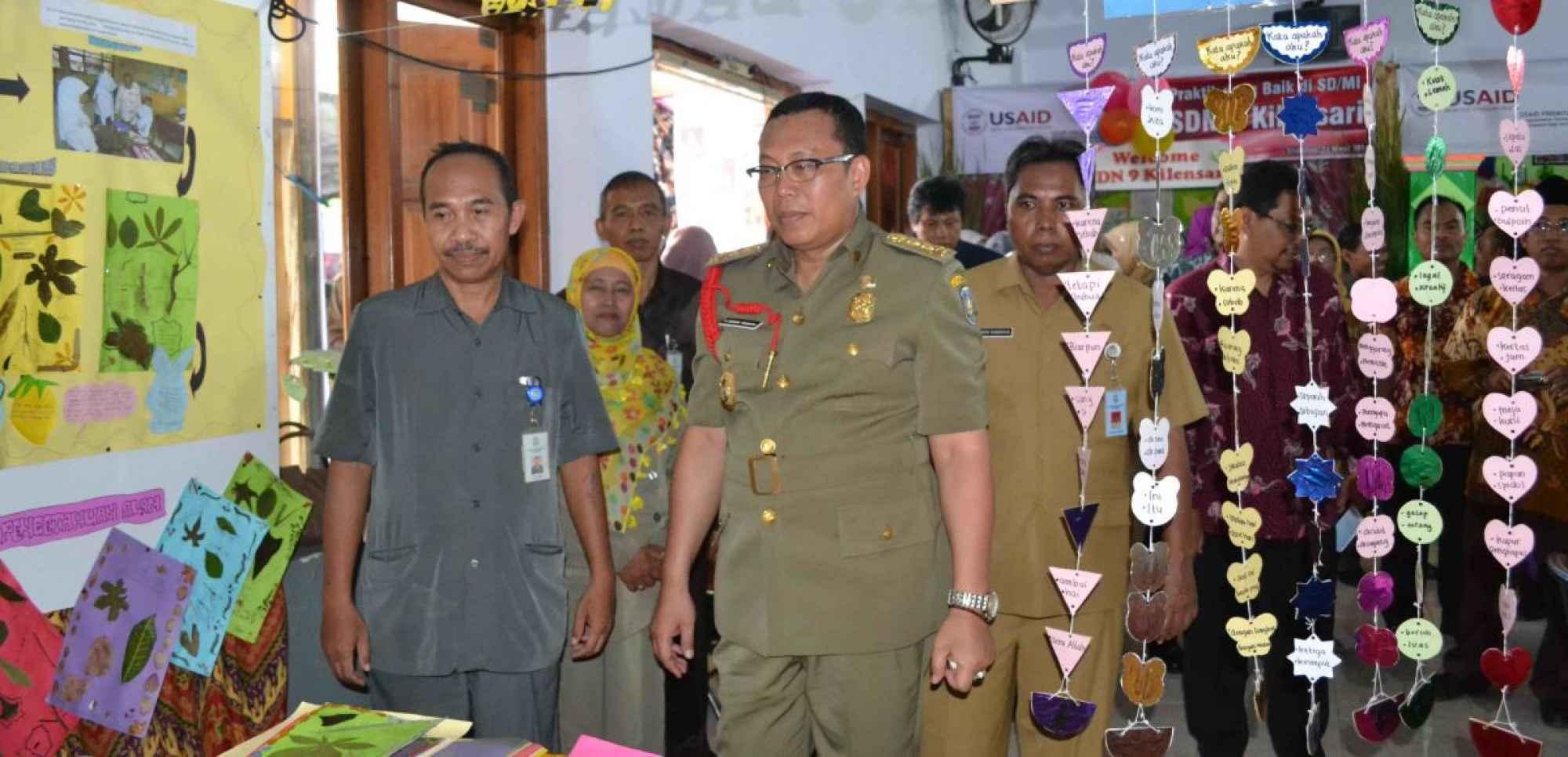 Kunjungan Kerja Bupati Situbondo dan Kadispendikbudsit